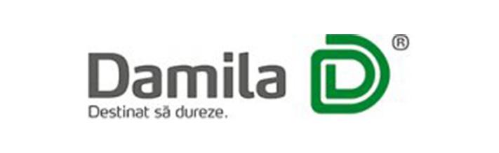 Damila logo